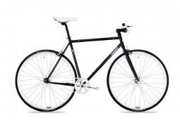 Csepel Royal 3* 17 fekete fixi kerékpár 2020