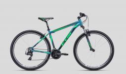 CTM Rein 1.0 kék-zöld MTB 29