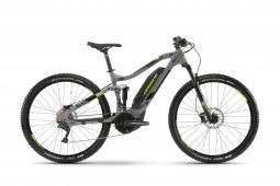 Haibike SDURO Fullnine 4.0 Elektromos Kerékpár 2019