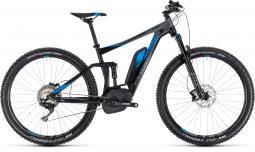 Cube Stereo Hybrid 120 EXC 500 Elektromos Kerékpár 2018