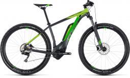 Cube Reaction Hybrid Pro 400 Elektromos Kerékpár  2018