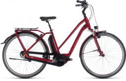 Cube Town Hybrid Pro 400 Lady Elektromos kerékpár   2018