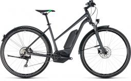 Cube Cross Hybrid Pro Allroad 400 Woman Elektromos Kerékpár  2018