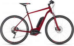 Cube Cross Hybrid Pro 400 Elektromos Kerékpár 2018