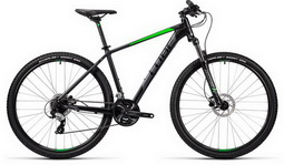 CUBE Aim Pro Akciós kerékpár 2016