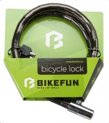 Bikefun Bull 18x1200 görgős kerékpár zár 2018