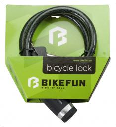 Bikefun Defender 18x1000 sodrony kerékpár zár 2018