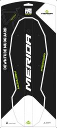 Merida alsócsőre műanyag 398x115x35mm/80 g (fekete/zöld) hátsó sárvédő 2018
