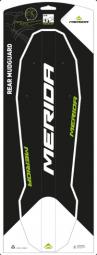 Merida ME17 nyeregszárra műanyag /710x200x36mm/200 g hátsó sárvédő 2018
