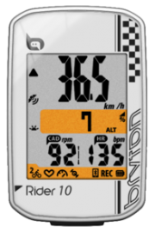 Bryton Rider 10E GPS kerékpár computer 2018