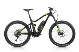 Kellys Theos AM 70 Extra Akciós Fully MTB 27,5 E-bike 2018