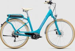CUBE Elly Ride Hybrid 400 Extra Akciós City E-bike 2017