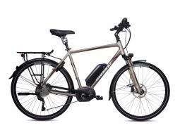 BadDog Akita 10 Extra Akciós Túra Trekking E-bike   2018