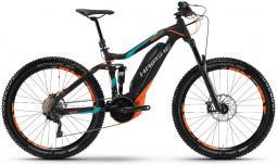 Haibike 6.0 Allmtn Sduro Extra Akciós MTB Fully 27,5 E-bike 2017