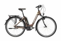 Gepida Reptila 1000+ Nexus 8C City E-bike   2019