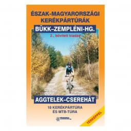 Frigoria Észak-magyarországi kerékpártúrák térképes útikalauz 2019