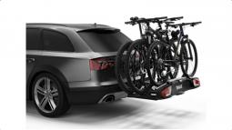 Thule Velospace XT vonóhorogra szerelhető,7 pólusú kerékpárszállító 3 (adapterrel 3+1) kerékpárhoz 2019