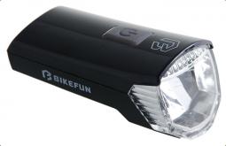 Bikefun Ray 1 ledes USB kerékpár első lámpa 2019