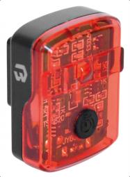 Bikefun Nit USB kerékpár hátsó lámpa 2019
