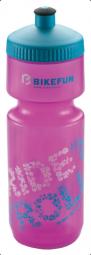 Bikefun 750 ml pink-kék kerékpár kulacs 2019