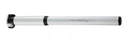 Merida ME16 Mini 120psi, alu ezüst, 27,5 cm, CNC minipumpa 2019