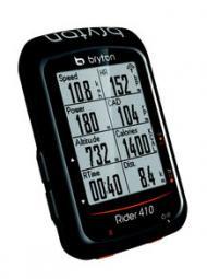 Bryton Rider 410T GPS kilométeróra és pulzusmérő óra szett 2019