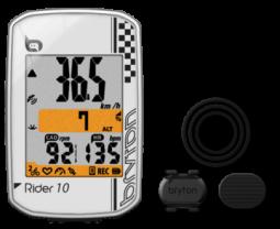 Bryton Rider 10C (+SCAD) kerékpár kilométeróra szett 2019