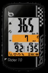 Bryton Rider 10E GPS kerékpár kilométeróra 2019