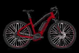 Ghost Hybrid Square Cross B4.9 Lady Cross Trekking E-bike  2019