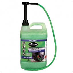 Slime tubeless 3,8 l defektgátló folyadék belsőbe, pumpás adagolóval 2019