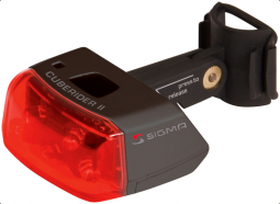 Sigma Cubrider II. kerékpár hátsó lámpa 2019