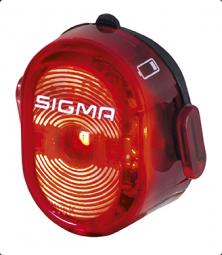 Sigma Nugget Flash II kerékpár hátsó lámpa 2019
