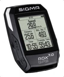 Sigma Rox 7.0 GPS kerékpár kilométeróra 2019