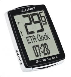 Sigma BC 16.16 STS SP4 kerékpár kilométeróra 2019