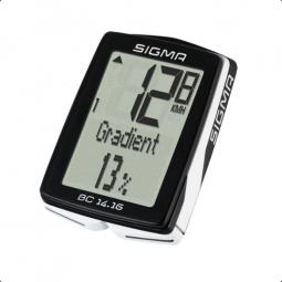 Sigma BC 14.16 kerékpár kilométeróra 2019