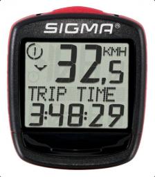 Sigma Baseline 1200 Wireless kerékpár kilométeróra 2019