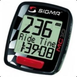 Sigma MC10 motoros kerékpár kilométeróra 2019