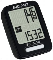 Sigma BC 5.16 vezetékes kerékpár kilométeróra 2019