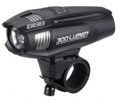 BBB Strike (BLS-71) 300 lumen, led kerékpár első lámpa 2019