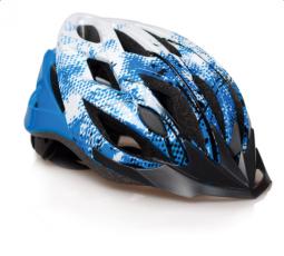 Bikefun Shelter kék M-es MTB sisak 2019
