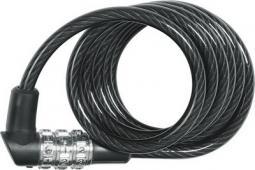 ABUS 1150/120 black spirálzár 2019
