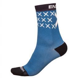 Endura Scotland Flag Sock téli kerékpáros zokni 2019