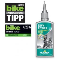 Motorex Dry Power 100 ml száraz láncolaj 2019