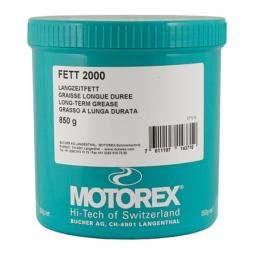 Motorex Bike Grease 2000 850 g zöld zsír 2019