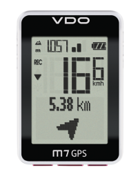 VDO M7 GPS-vezérelt kilométeróra 2019