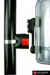 Klickfix Bottle Klick kerékpár kulacstartó adapterrel 2019