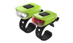 Kellys Vega kerékpár lámpa szett 2020