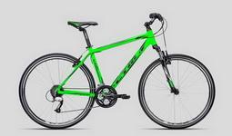 CTM TRANZ 1.0 extra akciós kerékpár 2016