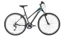 KELLYS PHUTURA 10 BLACK extra akciós kerékpár 2017