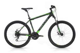 Kellys Viper 30 27.5 black green extra akciós kerékpár 2017